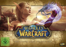 Computer PC gioco * Wow Battlechest 4.0 World of Warcraft * Battle Chest * NUOVO * NEW