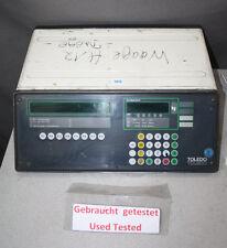 Mettler Toledo TSM MTK 57778 Terminal Monitor Waage Bodenwaage Plattformwaage MA