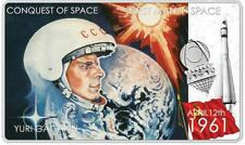 Niue 2011 2$ Conquest of Space First Man in Space .999 Proof 1Oz Silver Coin