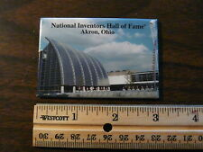 Refrigerator Magnet ~ National Inventors Hall of Fame ~ Akron, Ohio Museum