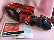 Hasbro Transformers Armada Powerlinx Optimus Prime