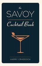 Savoy Cocktail Book: By Craddock, Harry Nunez, Adrienne
