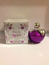 Apple Perfume Purple Apple for Women 3.4 oz / 100 ml Eau de Parfum New In Box