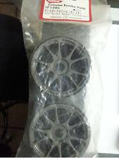 Kyosho IF139G 10-Spoke Gun Metal Wheels for 1/8 Scale RC Car