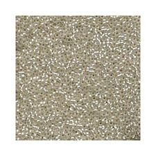Miyuki Seed Beads 15/0 Crystal 15-1F Matte Silver Lined 8.2g Round Glass