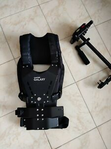 Glidecam HD2000 + Corpetto Galaxy