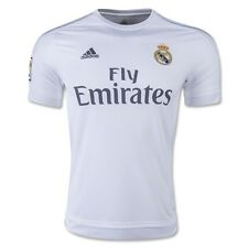 adidas Real Madrid Home Soccer Jersey