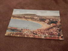 1930s fr Postcard - South Bay & Oliver's Mount - Scarborough Yorkshire