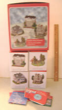 Liberty Falls~Palm Readers Cottage~1St Bank~Haunted House~Haunted Cemetery