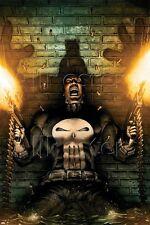 Marvel Punisher: Nightmare No. 5: Punisher Poster - 24x36