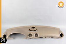 03-09 Mercedes W209 CLK350 CLK550 Dashboard Dash Board Panel w/ Airbag Tan OEM