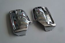Mercedes Sprinter door wing mirror cover cap chrome / Left&right side
