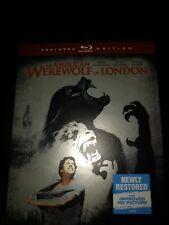 An American Werewolf in London [New Blu-ray] Restored Slip Cover