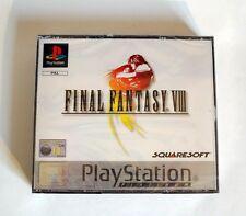 Final Fantasy VIII 8 (PS1) - ITA - NUOVO
