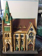 Dept 56 Heritage Village Collection All Saints Corner Church 5542-5 1990
