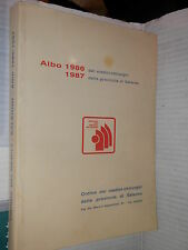 ORDINE DEI MEDICI CHIRURGHI DELLA PROVINCIA DI SALERNO Albo 1986 1987 Banca di
