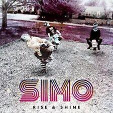 Simo - Rise & Shine - New Double Black 180g Vinyl LP + MP3 - Pre Order - 15/9