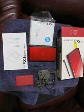 Nintendo DS Lite Handheld Video Game System Touchscreen Stylus WFi