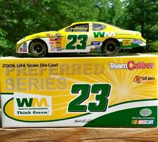 Bill Lester #23 Waste Management 2006 NASCAR Team Caliber 1:24 DieCast 1 of 3000