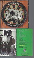 CD--BUCK O NINE--SONGS IN THE KEY OF BREE