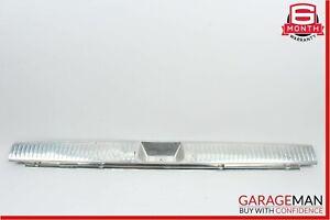 98-03 Mercedes W210 E320 Wagon Trunk Scuff Plate Trim Panel 2106981889 OEM