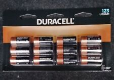 12 pack of Duracell 3volt high power lithium batteries Brand new never opened