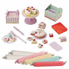 Girls Toy Kitchen Cooking Age 8 CAKE SHOP BANDAI Japan