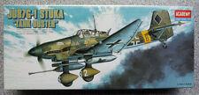 "Academy 1:72 Junkers Ju-87G-1 ""Tank Buster"", Kit Nr. 1641"