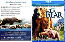 The Bear ~ New Blu-ray Disc w/slip cover ~ Jack Wallace (1988)