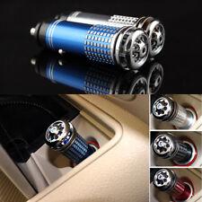 1x Universal Car Auto Fresh Air Ionic Purifier Oxygen Bar Ozone Ionizer Cleaner