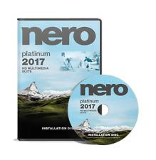 Nero Platinum 2017 (DVD Box)  - Multilingual