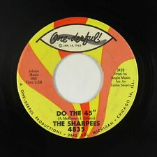 Northern Soul 45 - Sharpees - Do The 45 - One-Derful! - mp3