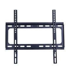 "Fixed Slim TV Wall Mount Bracket for 25""-55"" Inch Screen LED LCD PLASMA Holder"