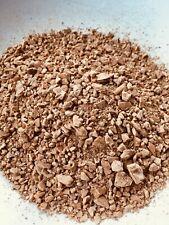 English walnut dried crushed shells