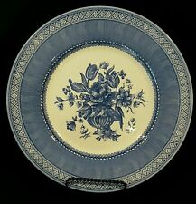 "Churchill Out of the Blue 10.5"" Dinner Plate Made in England"
