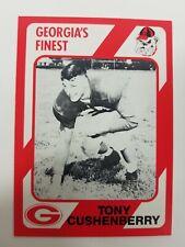 Tony Cushenberry Georgia Bulldogs UGA Dawgs 89 Collegiate Collection Dawson GA