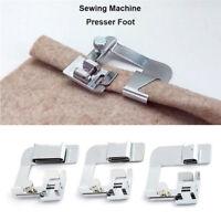 Domestic Hemming Cloth Strip Presser Foot Sewing Machine Parts Rolled Hem Foot 8