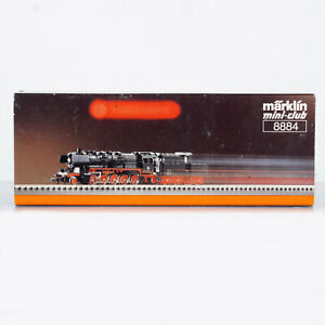 MARKLIN MINI-CLUB 8884 Z GAUGE Class BR 50 DB with Tender