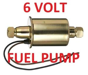 Fuel Pump Crosley 1949 1950 1951 1952 -can be assist or primary
