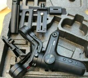 Zhiyun Weebill  Gimbal Stabilizer For DSLR Cameras Mirrorless 3-Axis Handheld