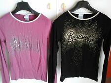 COCONUDA Maglia/Shirt tg/size M Maniche Lunghe/Long Sleeve Elasticizzato