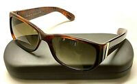 MARC BY MARC JACOBS MMJ 029/S DV2 DB Brown Plastic Women's Sunglasses