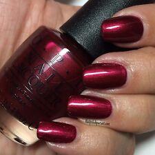 OPI  nail polish lacquer in bogota blackberry F52 - 15ml