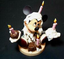 Walt Disney Classics Collection MICKEY'S BIRTHDAY PARTY HAPPY ,OB, W/COA,WDCC