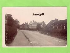 Long Marston Nr Tadcaster RP pc used 1905 J Hodgson Ref B563