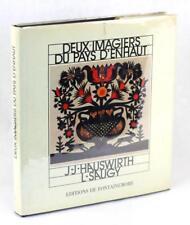 Swiss Cut Paper Art Deux Imagiers Du Pays D'Enhaut J J Hauswirth & Louis Saugy