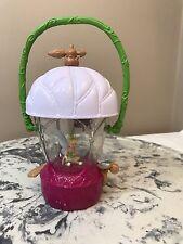 2009 Disney Fairies Tinkerbell Battery Talk & Light Up Glow Lantern Toy Girls 4+