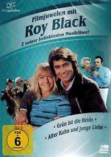 DOPPEL-DVD - Filmjuwelen mit Roy Black - 2 seiner beliebtesten Musikfilme