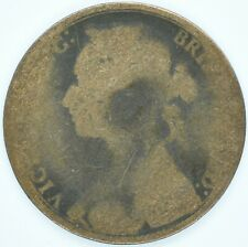 1879 ONE PENNY OF QUEEN VICTORIA      #WT15550