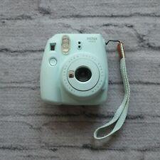 Fuji Instax Mini 9 Instant Film Camera Ice Blue